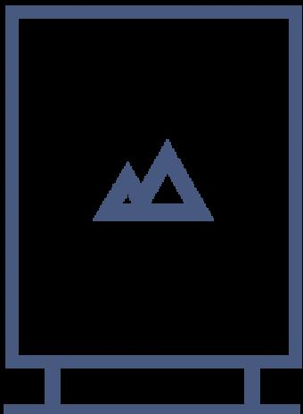 1 roll-up banner incl. ontwerp